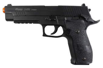 Sig Sauer X-FIVE P226 Blowback Full Metal Airsoft Gun