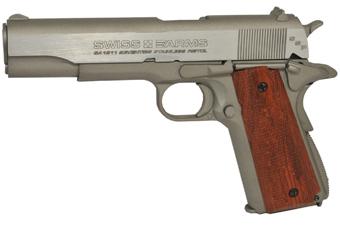 Swiss Arms SA1911 SSP CO2 BB Pistol