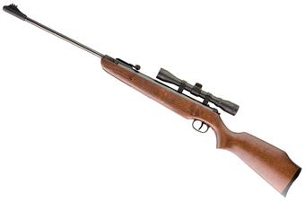 Ruger Air Hawk Pellet Rifle Combo