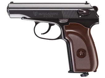Legends Makarov Ultra Blowback CO2 Gun