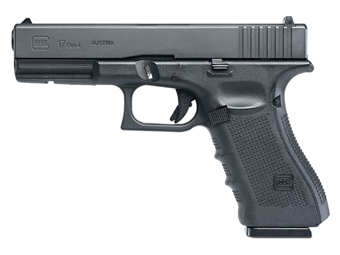Glock 17 Gen 4 CO2 Blowback 4.5mm BB Pistol