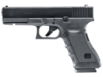 Umarex Glock 17 3rd Gen CO2 Blowback Steel BB Pistol