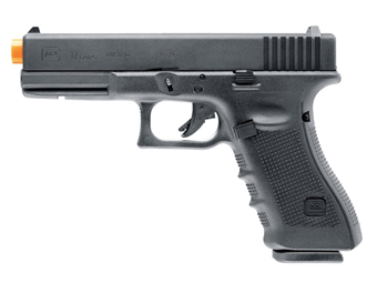 Elite Force Glock 17 4th Gen GBB Airsoft Pistol