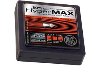 RWS HyperMax .177 Pellets 100-Pack