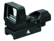 1x33mm Full Size Red/Green Reflex Sight
