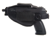 ASG Black Large Belt Holster