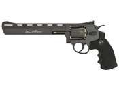 Dan Wesson 8-Inch Grey CO2 BB Revolver
