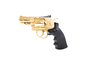 Dan Wesson 2.5 Inch Gold CO2 4.5mm Revolver