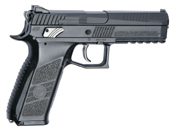 ASG CZ P-09 Duty CO2 Blowback Steel BB/Pellet Pistol