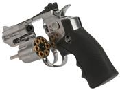 Dan Wesson 2.5-Inch Silver CO2 Pellet Revolver