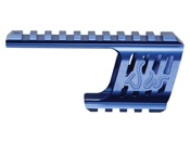 Dan Wesson 715 Weaver Rail