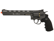 Dan Wesson 8-Inch Grey/Black Airsoft Revolver