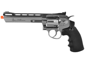 ASG Licensed Dan Wesson 6 Inch CO2 NBB Airsoft Revolver