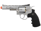 Dan Wesson WG CO2 4 Inch Silver US Airsoft Pistol