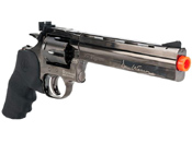 Dan Wesson Steel Grey 6 Inch Airsoft Revolver