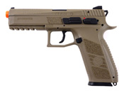 CZ P-09 Duty Dark Earth Gas Airsoft gun