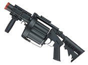 Multiple Grenade 6mm Airsoft Launcher