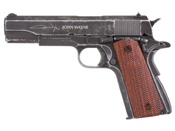 John Wayne 1911 CO2 Blowback Steel BB Pistol