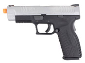 Springfield Armory XDM 4.5 Inch Gas Blowback Airsoft Pistol