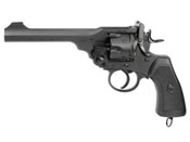 Webley and Scott MKVI CO2 Steel BB Revolver