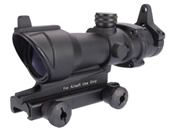 G&P Integrated Iron Sight 4x32 Rifle Scope