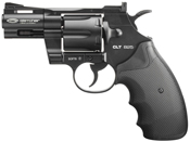 Gletcher CLT B25 CO2 NBB Steel BB Revolver