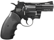 Gletcher Full Metal Compact 2.5 Inch Barrel Steel BB CO2 Revolver