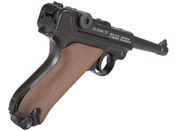 Gletcher P08 CO2 Blowback Steel BB Pistol