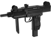 Gletcher 4.5mm Steel Blowback UZM Submachine Gun