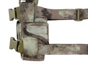 Deluxe Tornado Tactical Holster - Right Leg