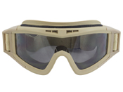 Military Style Tactical Airsoft Goggles