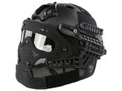 Full-Face Tactical Helmet