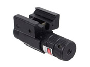 Red Laser gun Sight with Picatinny Mount