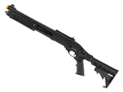 JAG Arms Scattergun TS Green Gas Airsoft Shotgun w/o Side Saddle