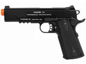 KWA 1911 MK IV PTP Green Gas Blowback Airsoft Pistol