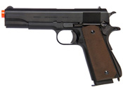 KWA M1911 A1 Green Gas Blowback Airsoft Pistol