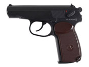 KWC Makarov PM CO2 NBB Steel BB gun