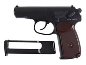 KWC Makarov PM CO2 NBB Steel BB Pistol