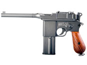 KWC M712 Mauser CO2 Blowback Steel BB Pistol