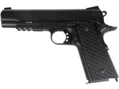 KWC M1911 A1 Tac CO2 Blowback Steel BB Pistol