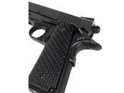KWC Model M1911 A1 Tac Blowback CO2 Steel BB Pistol (Black)