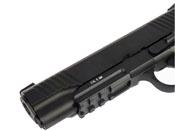 KWC M1911 A1 Tac CO2 Blowback Steel BB Pistol