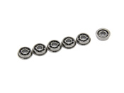 Ball Bearing 8mm (6pcs) - Bigger size steel balls