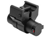 Ncstar Compact Red Laser Black Sight With Weaver Style Mount