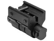 Ncstar Black Sight Red Laser With Weaver Mount