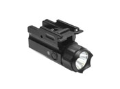 Ncstar 150 Lumen LED Flashlight QR with Strobe