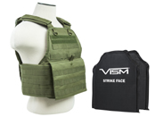 Ncstar 2924 Series Plate Carrier and Soft Panel Set