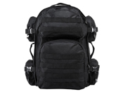 Ncstar Black Tactical Backpack