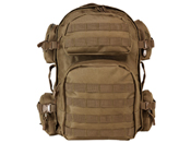 Ncstar Tan Tactical Backpack