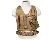 Ncstar Tan Tactical Childrens Vest